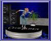 Royal Blue Singles Dance