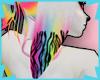 Rainbow Usagi Ears