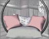 Pink Posh~Hang Chair