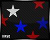 |K| 4th July Stars