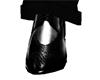 Ace's Tux  Silver Shoes