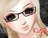 :KyZ: Black Glasses ~F~