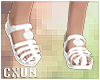 White Sandals | F
