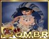 QMBR Capelet Hood BG