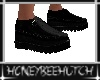 Styled Shoes Black