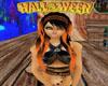hair kamilla halloween