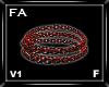 (FA)WaistChainsFV1 Red
