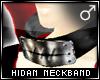 !T Hidan neckband [M]