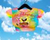 Spongebob Happy Tie Dye