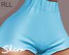 $ Summer Shorts Sky RLL