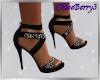 Maria Heels Black