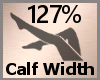 Calf Scaler 127% F A
