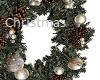 .m. Christmas Wreath