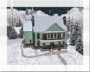 OSP Winter Farm House