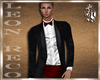 [L] Tuxedo Wedding Black