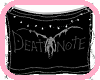 Death Note Wall Hanging
