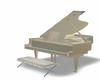 Grand McQueen piano