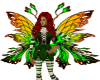 fluttery animated wings