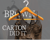 BCS/ FLURRY (BROWN?)