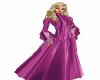 Silk eveing gown