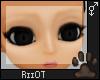 !R; Feli Eyes Black