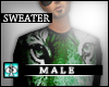 (AS) Sweater TP Green