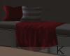 """"""" Red Loft Bench"""