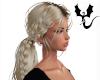 Bondie Plaited Hairstyle