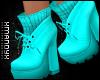 xMx:Jennifer Teal Boots