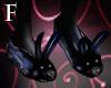 Camo Bunny Slippers B
