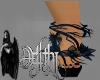 fairy heels blue