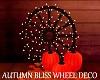 Autumn Bliss Wheel Decor