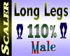 Long Legs Resizer 110%