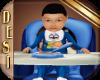 Prince Elijah Highchair