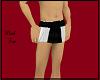 Rikishi Shorts B&W
