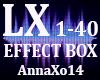 DJ Effect Box LX