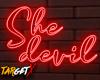 She Devil | Neon