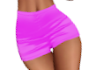 Sexy Pink Satin Shorts