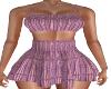 Jeannie Top & Skirt