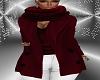 FG~ Sexy Coat & Scarf