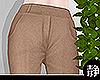 ☁ Dress Pants l Tan