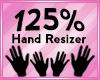 Hand Scaler 125%