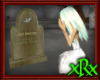 Mourning Tombstone