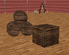 Sunset Western Crate