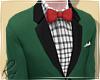 Plaid Fashion Suit