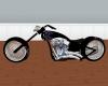 Ghost Flame Purple Bike