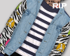 R. My denim jacket