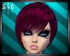[SLE]Chinwe Dark Pink/Pu