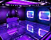 Small Neon Glow Room