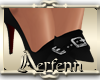 A:Halloween Buckle Shoes